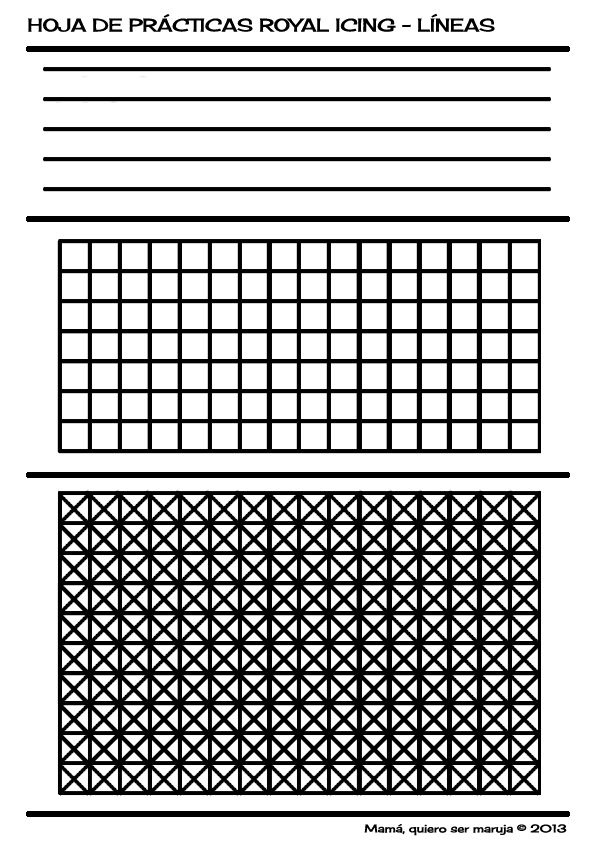 HOJA+DE+PR%C3%81CTICAS+ROYAL+ICING+-+L%C3%8DNEAS.jpg 595×843 piksel