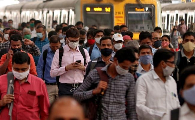 Mumbai Reports 6,923 Covid Cases In Highest Ever One-Day Spike