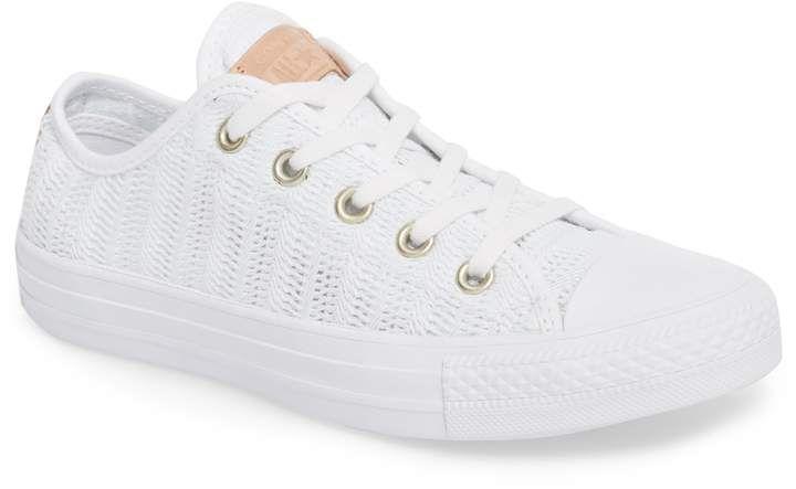 fe30d1d832de29 Converse Chuck Taylor(R) All Star(R) Seasonal Ox Low Top Sneaker ...