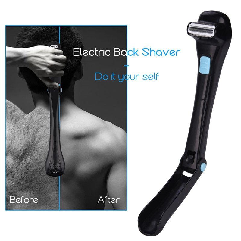 Trimmer Shaver Electric Razor Back Hair