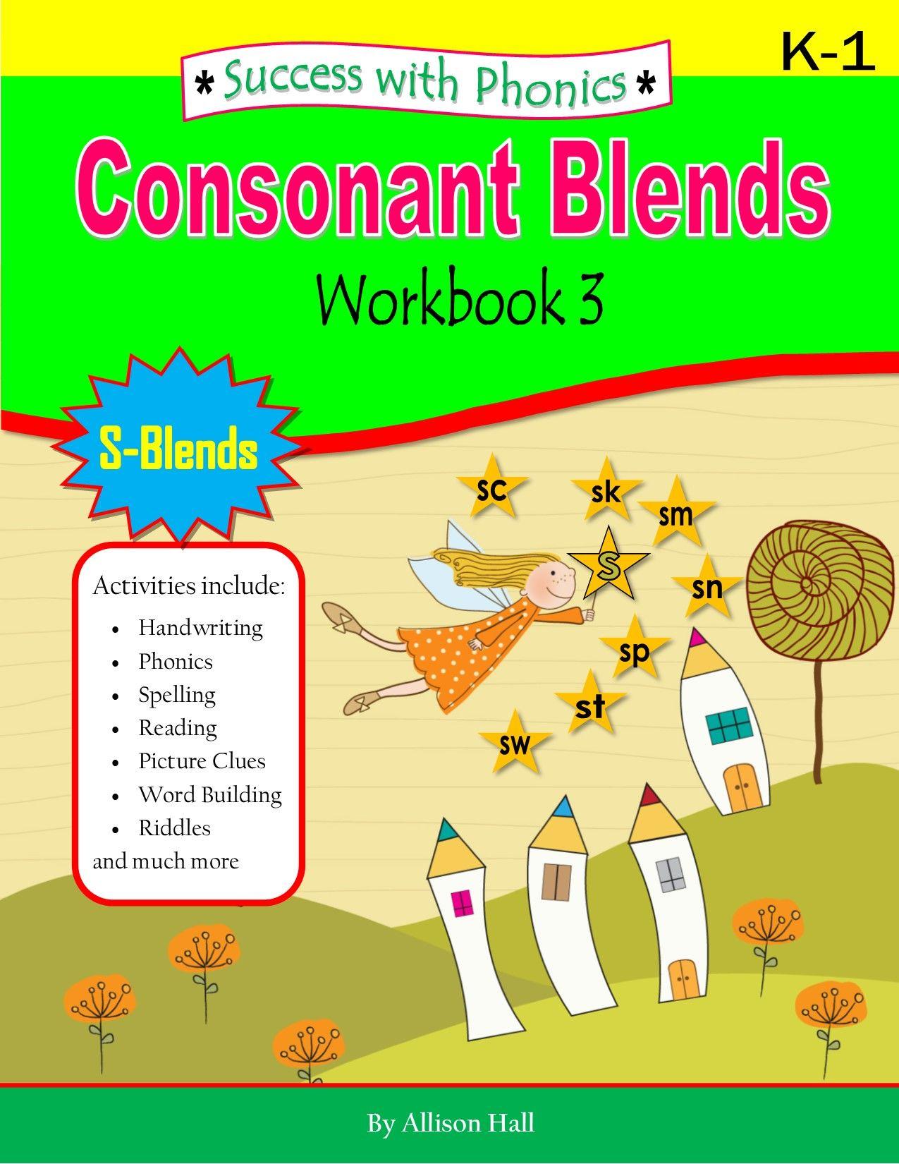 Consonant Blend S Blends