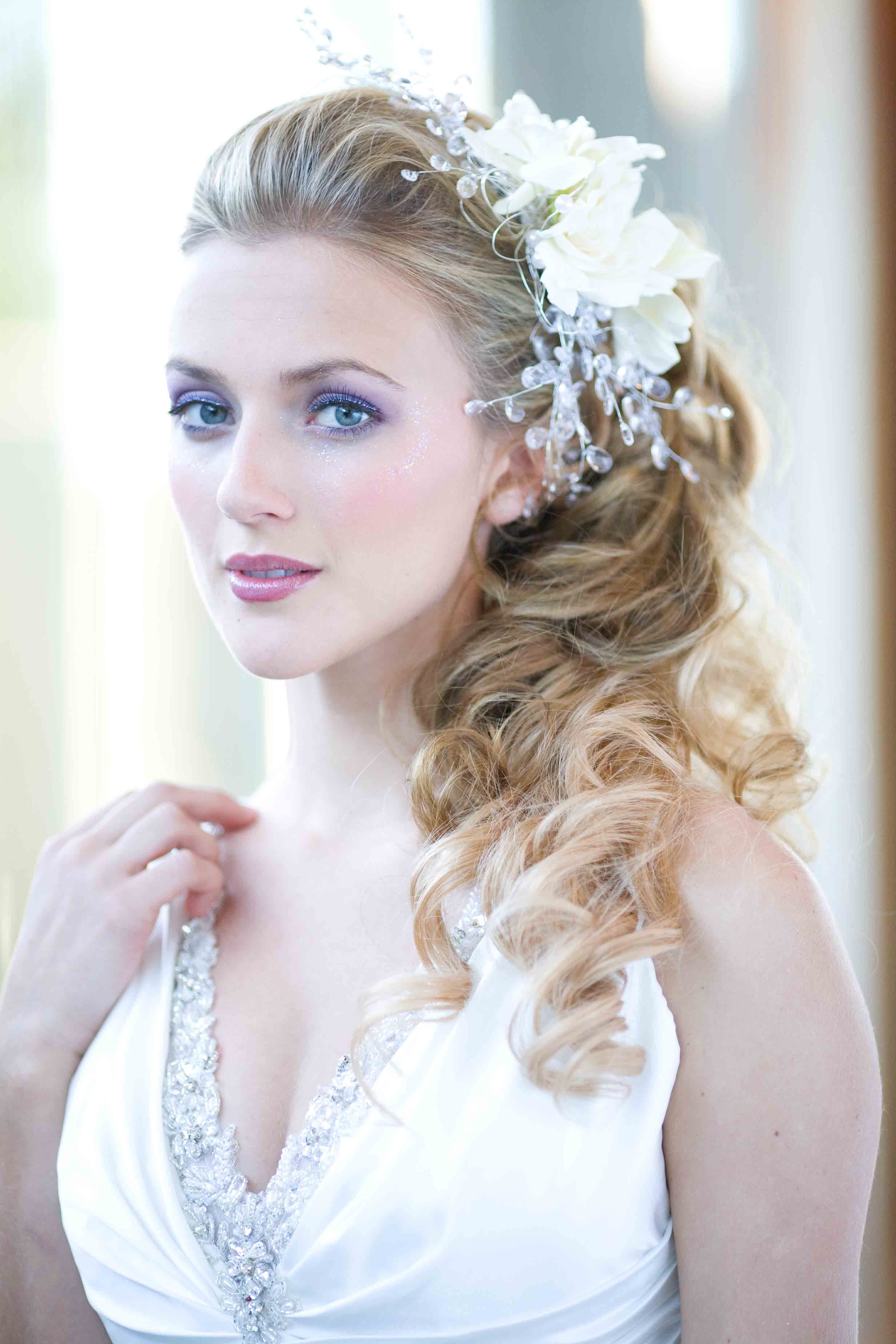 hair & makeup by tami scott for st. louis bride magazine
