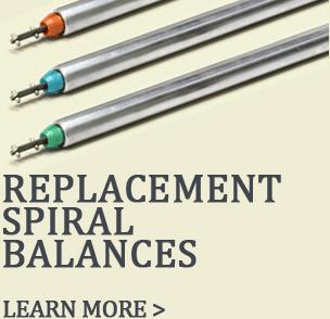 Replacement Window Balances Spiral Window Replacement Diy Repair