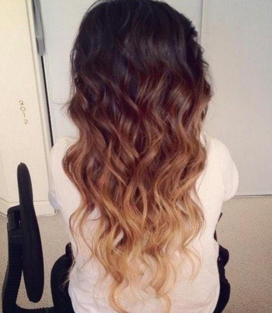 Pretty Hair Colours #Beauty #Trusper #Tip
