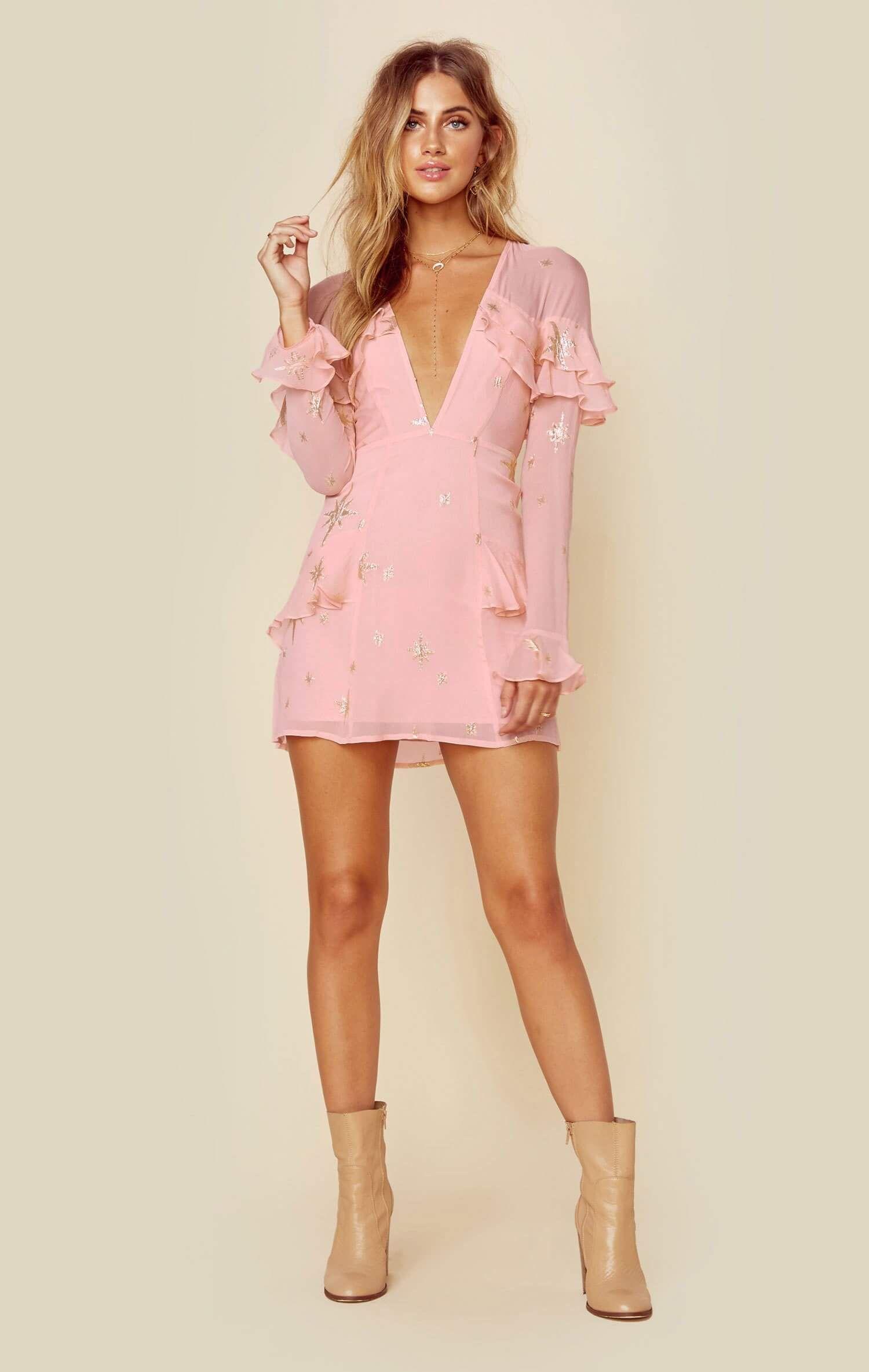 Gilded star mini dress mini dresses minis and california girl style