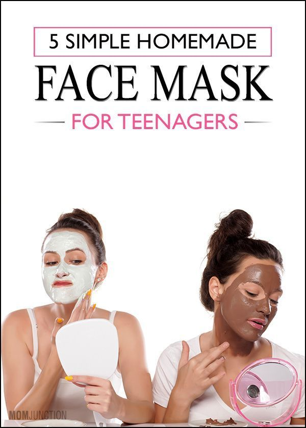 Photo of 5 Simple Homemade Face Masks For Teenage Skin