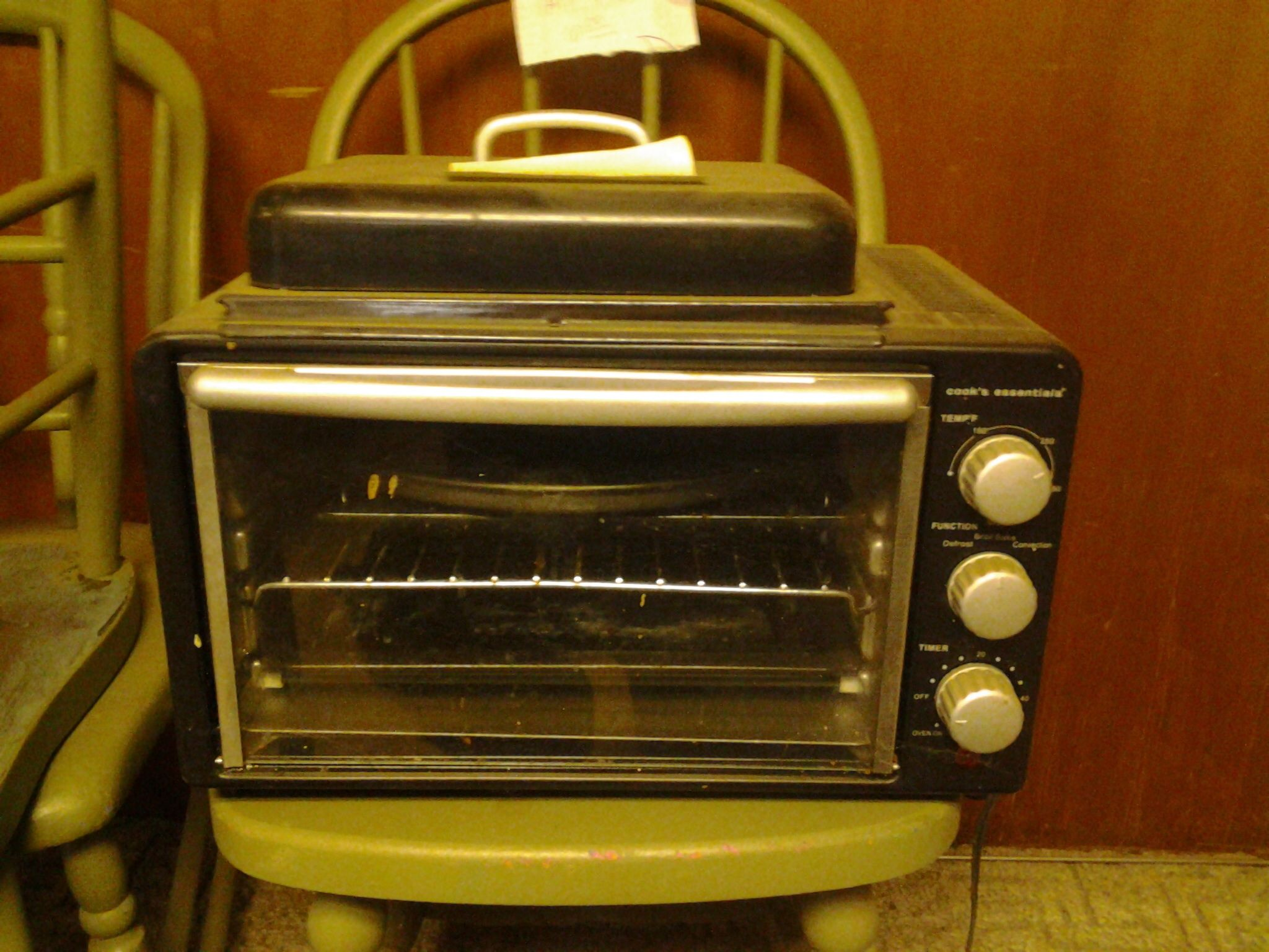 It in good shape 937!559 0378 toaster oven aaronstreeservicellc.com