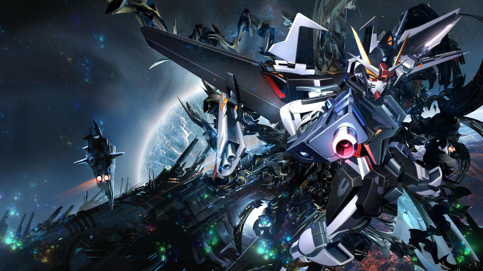Gundam Wallpaper Hd With Images Gundam Wallpapers Anime