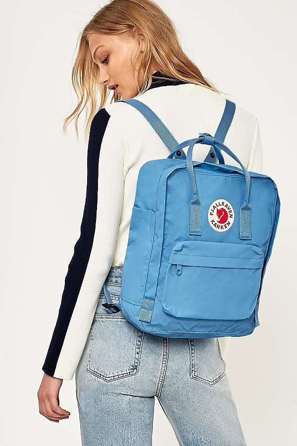 Fjallraven Kanken Air Blue Backpack  cf2714e1ad265
