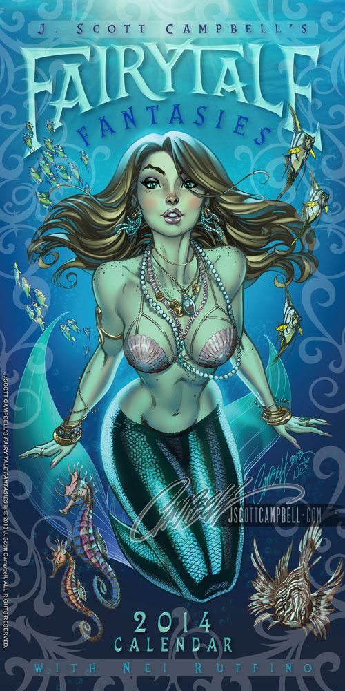 Final, sorry, J scott campbell mermaid opinion you