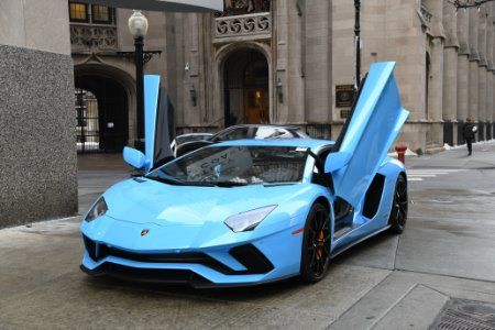 Photo of New 2018 Lamborghini Aventador S LP 740-4 S | Chicago, IL