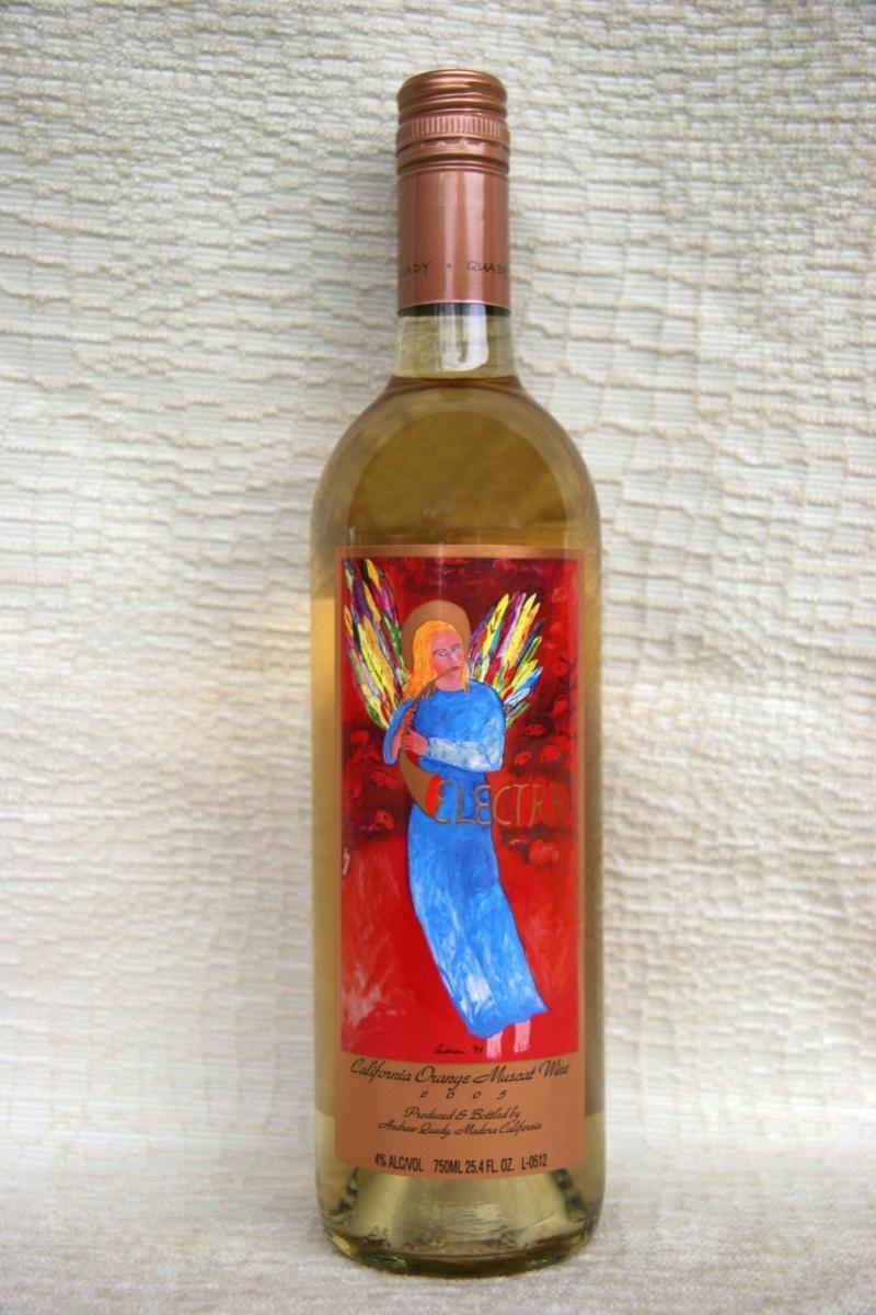 Electra Orange Muscat Favorite Wine Wine Desserts Light Desserts Favorite Wine