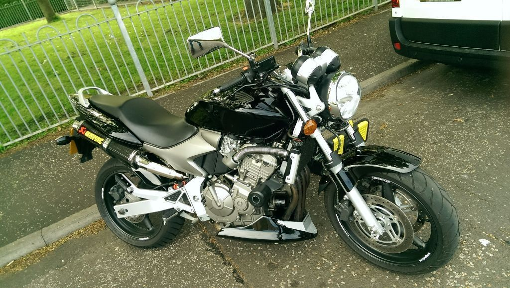 Honda Hornet 600 Black United Kingdom Gumtree Motorbike