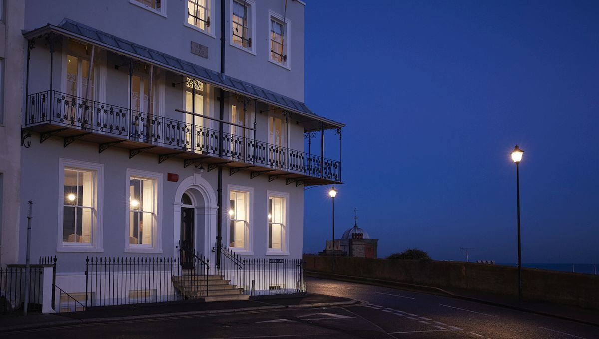 Luxury Bathrooms Kent kent, england | housed in a seafront regency townhouse in ramsgate