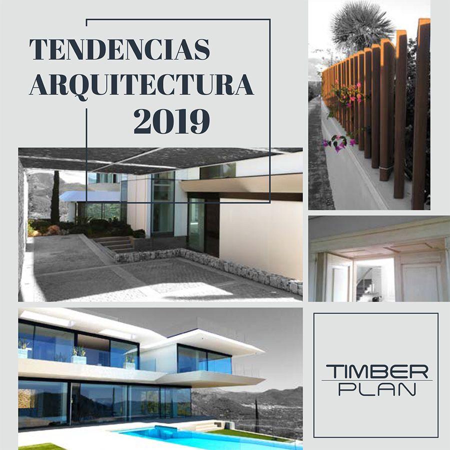 Cat logo de tendencias en arquitectura 2019 blog for Tendencia minimalista arquitectura