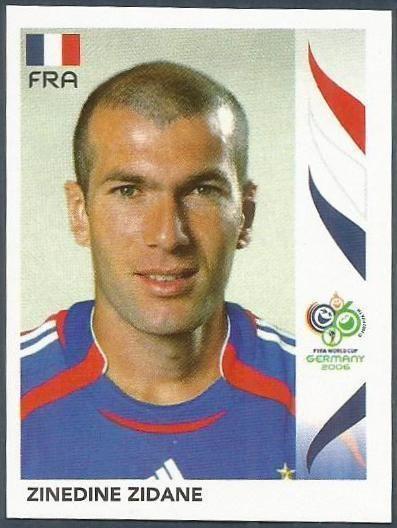 Panini Fifa World Cup Germany 2006 467 France Zinedine Zidane Ebay Tarjetas De Futbol Equipo De Futbol Deportes