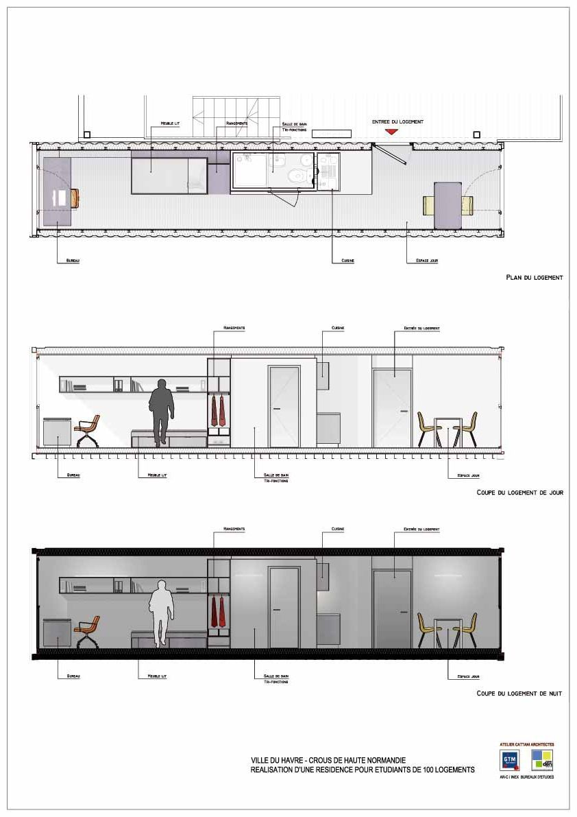 Best Kitchen Gallery: Container Living … Shipping Pinterest Container Architecture of Container Architecture Plans on rachelxblog.com