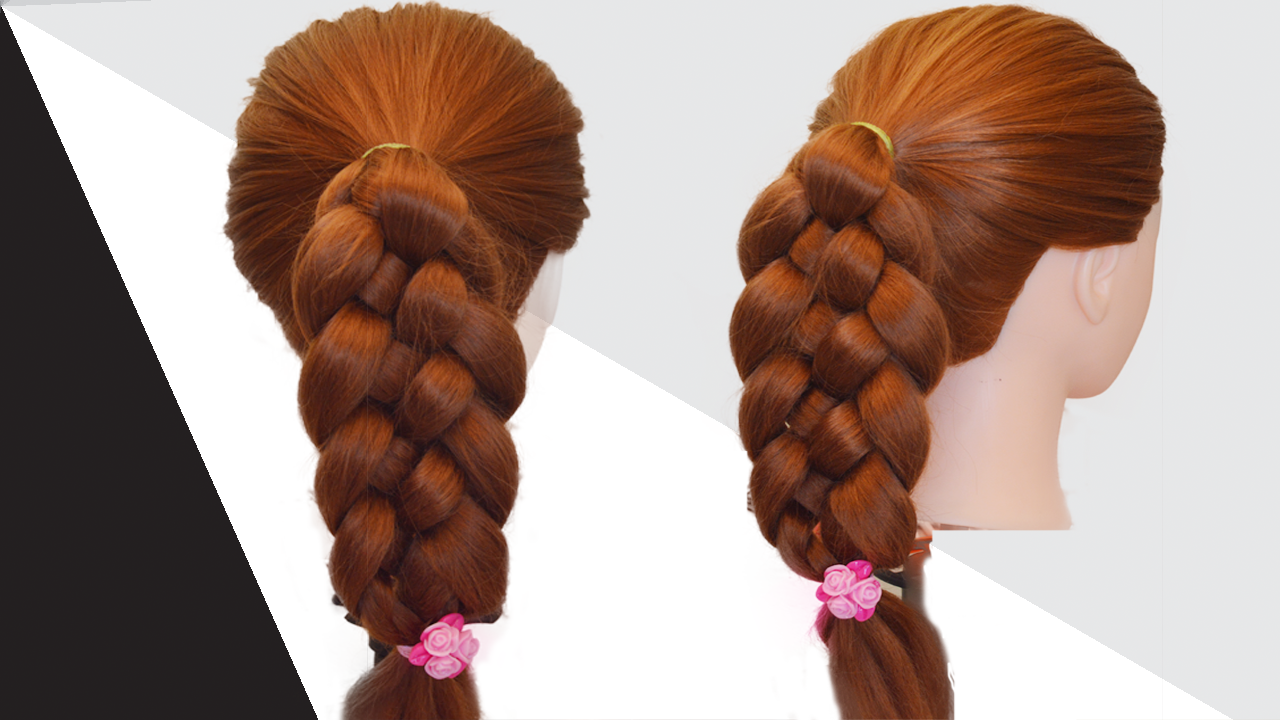 Simple braided hairstyles for everyday cute easy braids