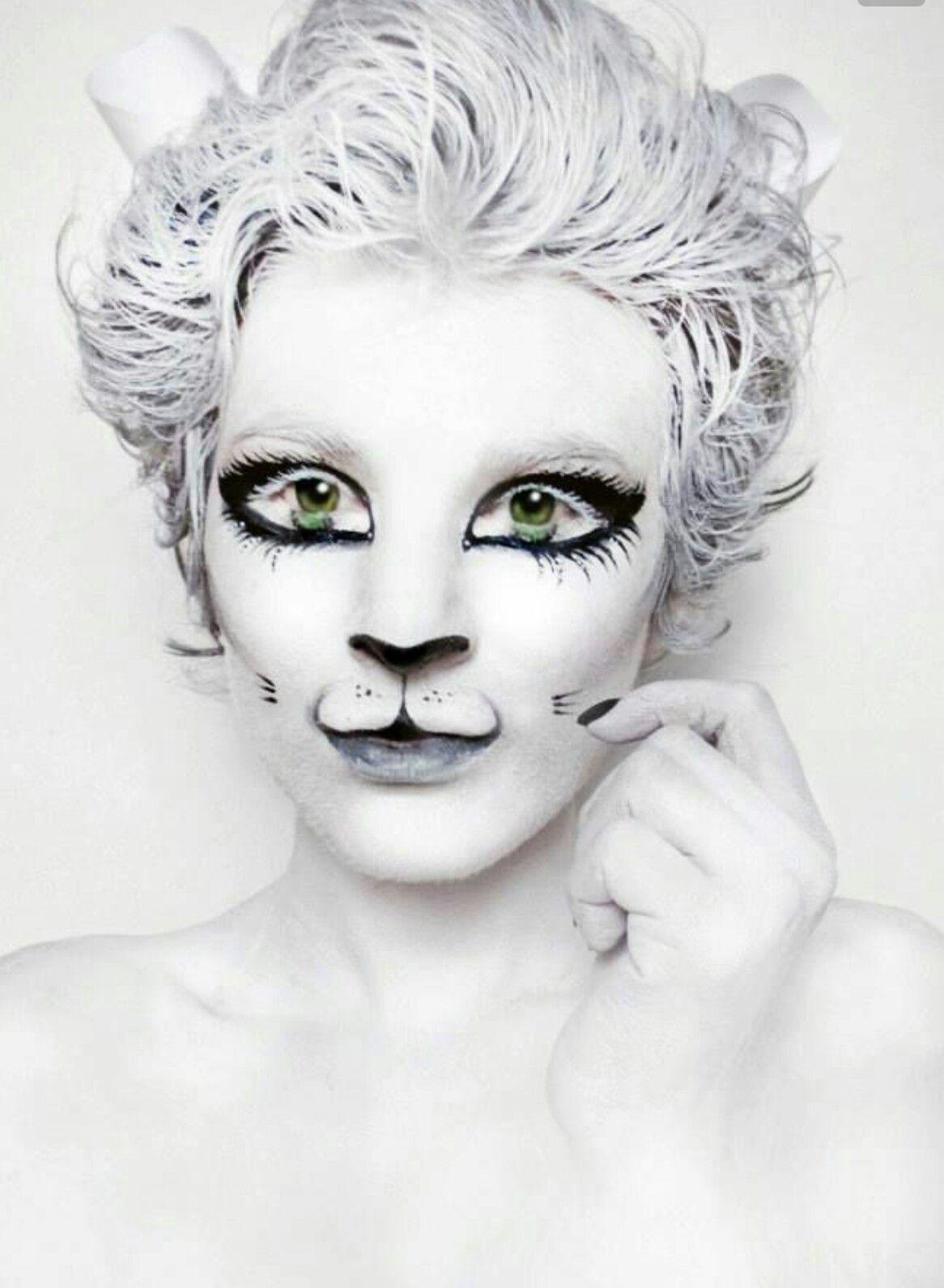 Pin by Kasia Katarzyna on Halloween makeup Fantasy