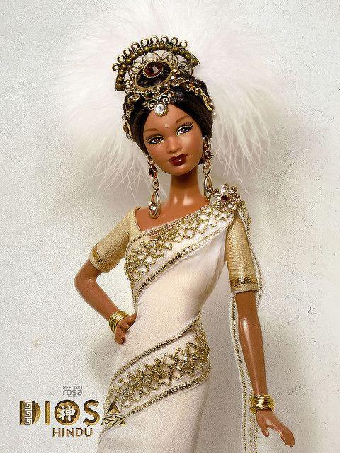 Deví. Diosa Hawaiana (Hawaiian goddess) | por davidbocci.es/refugiorosa