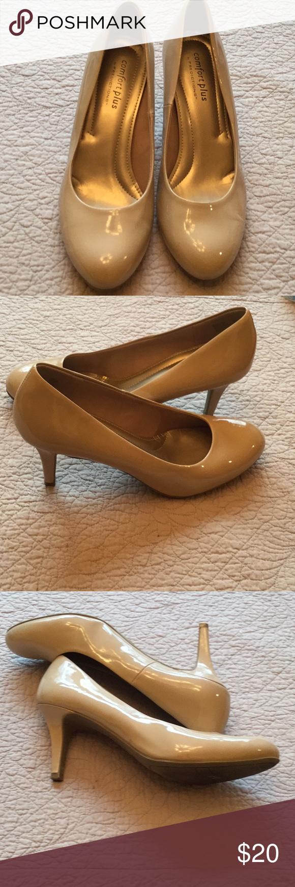 Comfort Plus By Predictions Shoes Shoes Heels Kitten Heels