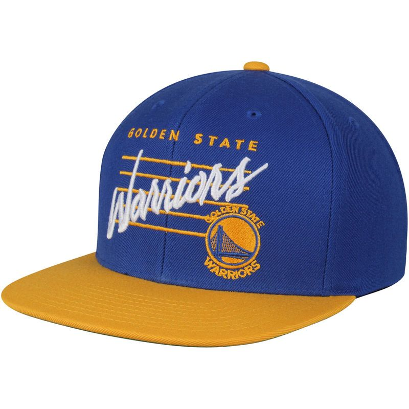 02ea7ec61de46b ... new arrivals get fast 3 day shipping on a golden state warriors snapback  from the ultimate