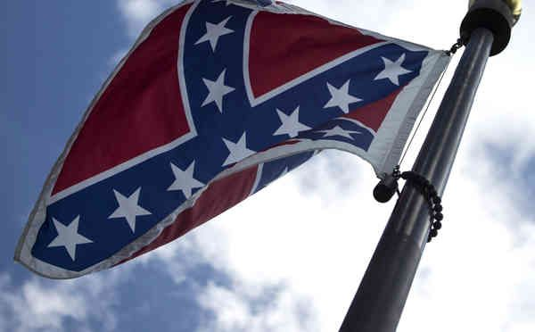 Supporters of Confederate Flag concerned over flag's future