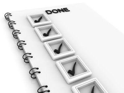 Organizar-me no que é necessário aproveitando o tempo livre e sem stress