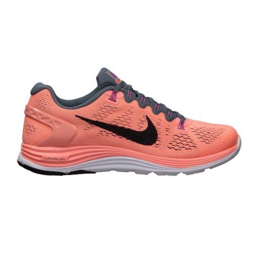 7752a25674d7 Nike Womens Lunarglide 5 Running Shoes 599395-604 Sz 10.5 Atomic Pink.  Model Number  599395604. Gender  womens. Color  ATOMIC PINK BLACK-ARMORY  SLATE-CLUB ...