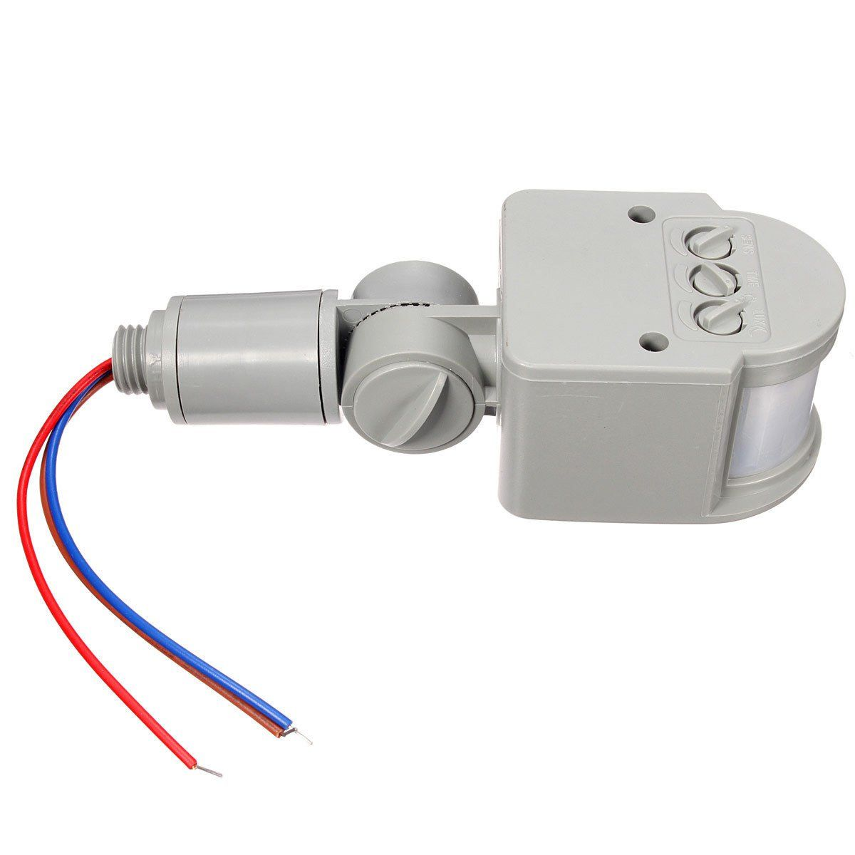 Dc 12v Automatic Ir Infrared Pir Motion Sensor Switch Led For Light Lamp Grey One Pcs Led Lights Motion Sensor Infrared