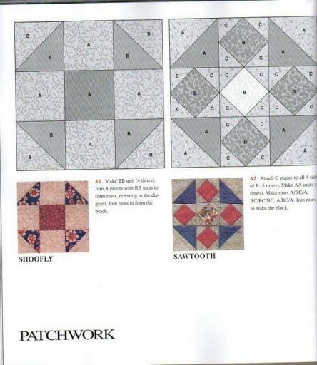 2bda10327a6401a00b5acad4c91af06b - Better Homes And Gardens Triangle Quilt
