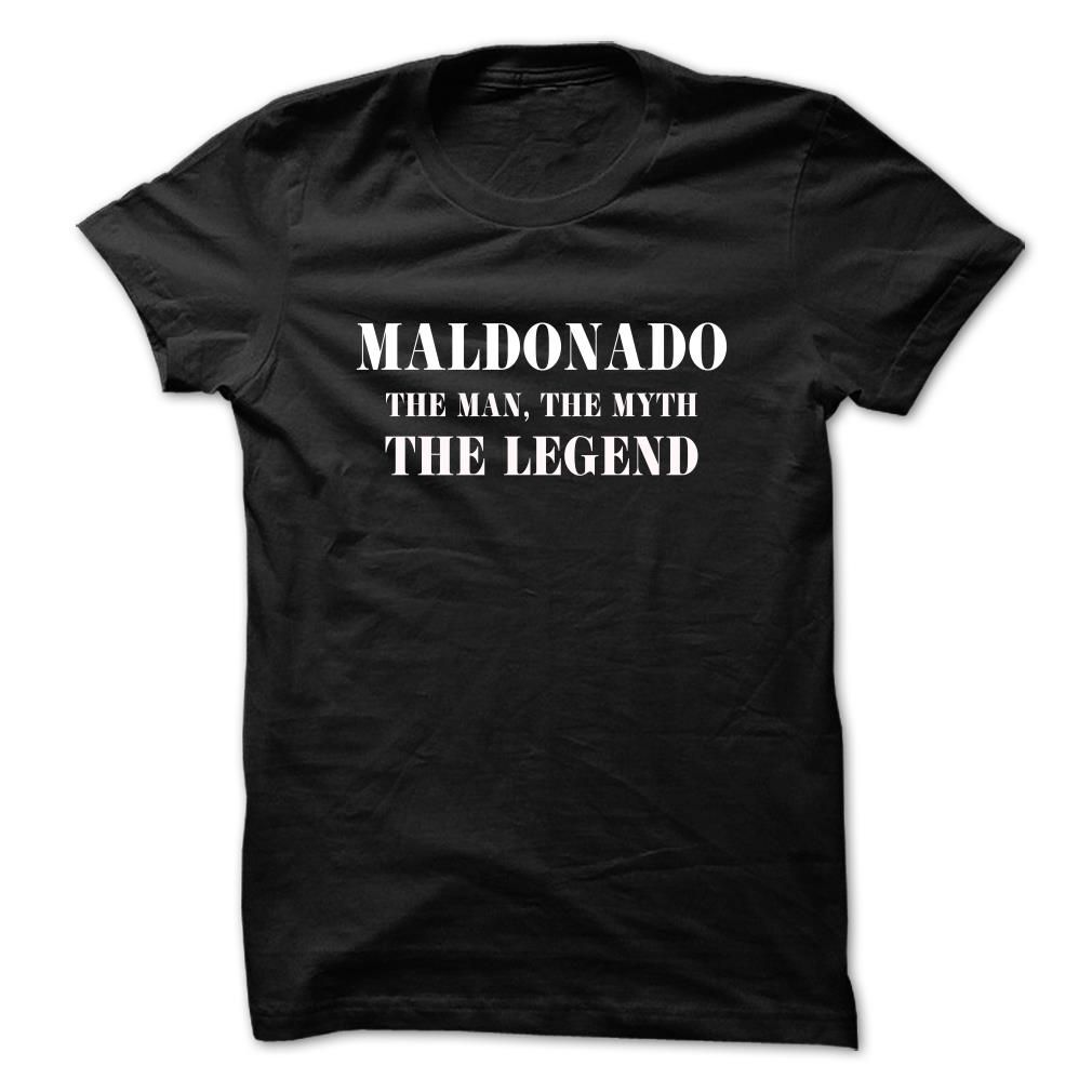 MALDONADO, the man, the myth, the legend