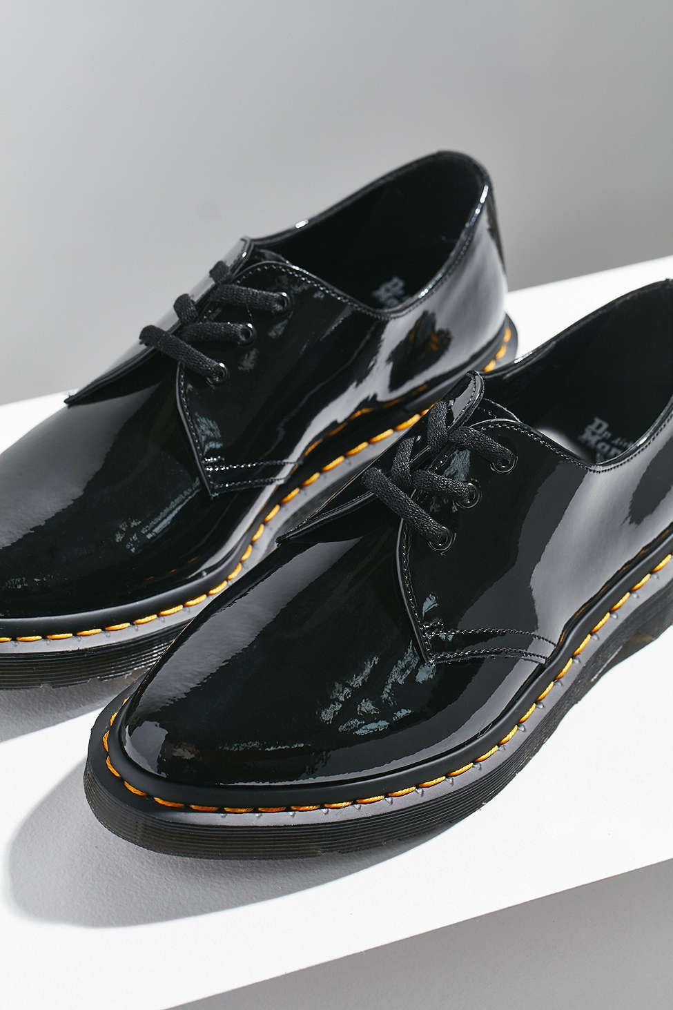 Dr. Martens Dupree Patent Leather 3-Eye