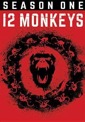 12 Monkeys Season One 12 Monkeys Twelve Monkeys Dvd