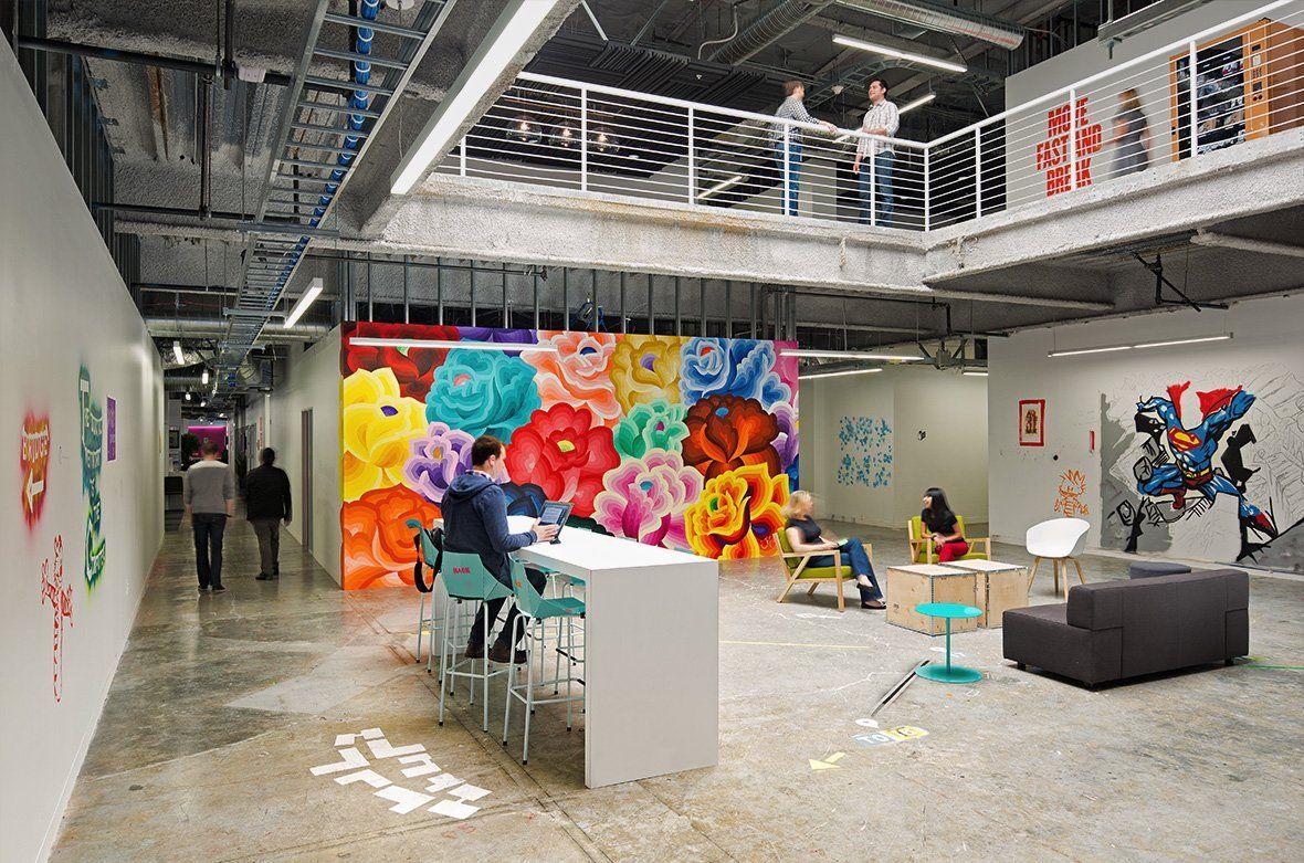 The Future Workplace | © Facebook | Office | Büro-Design ...