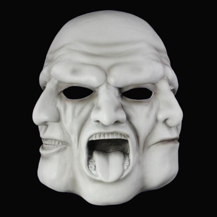 Payday 2 Horror Mask Greek Tragedy Cosplay Mask Horror