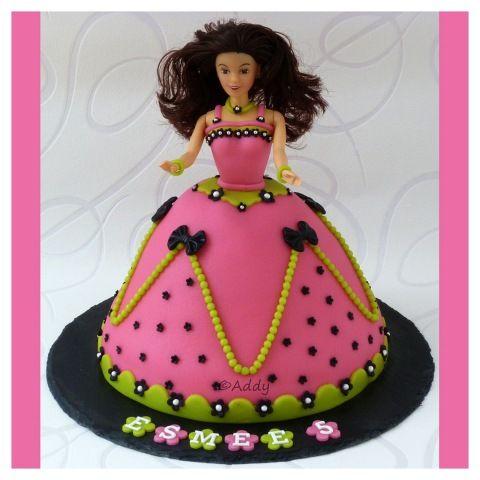Een Prinsessentaart Met Leeuwenvulling Pagina 1 Taarten Parade