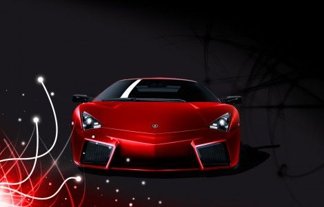 Lamborghini Wallpaper Hd Red Cool Cars Black Background Car