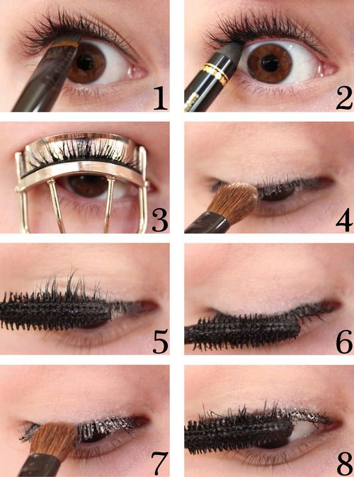 How To Create Thick Voluminous Eyelashes Makeuptips Makeup