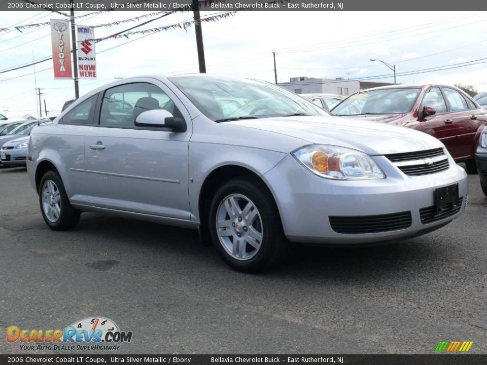 2006 Chevrolet Cobalt LT - 2006 Chevrolet Cobalt Installation Parts