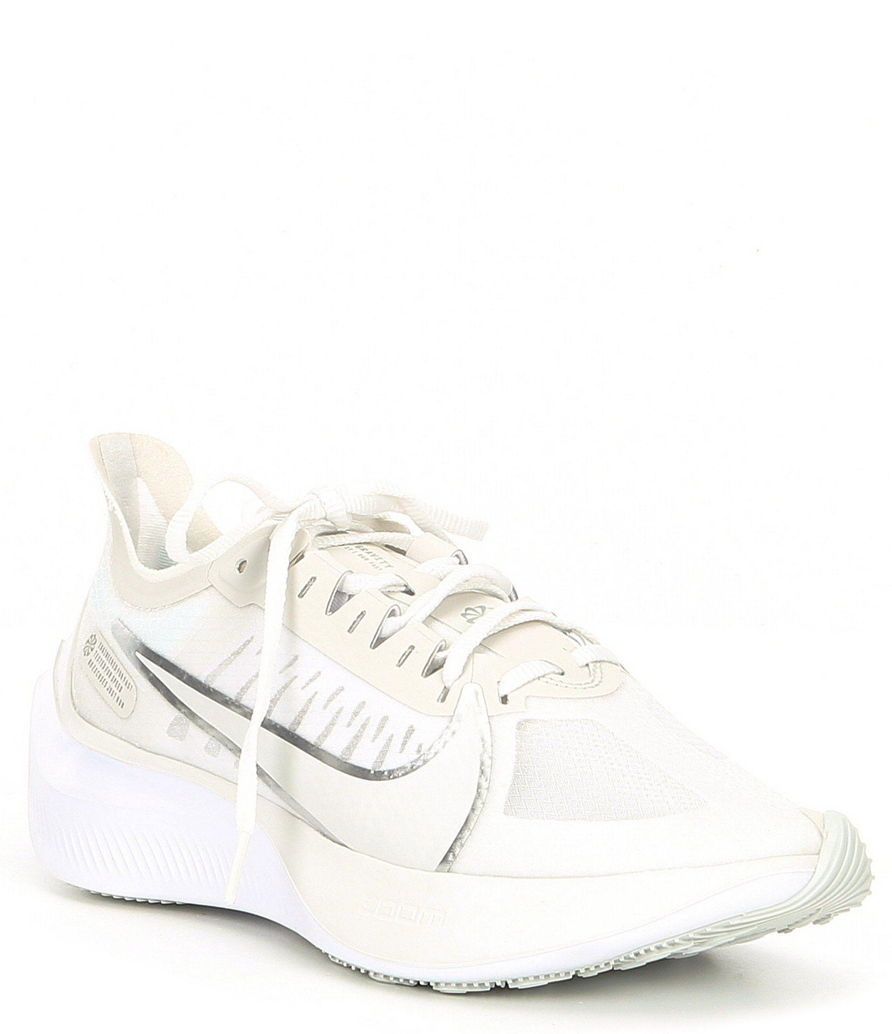 Nike Women\u0027s Zoom Gravity Running Shoes , Platinum Tint