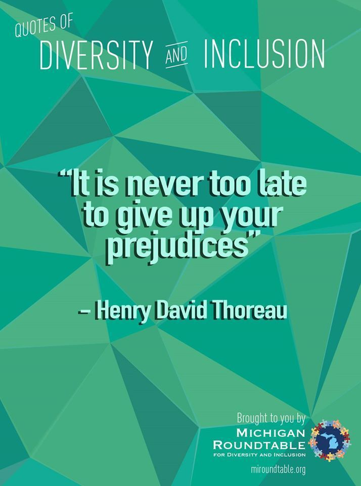 Diversity And Inclusion Quotes Captivating Pinmarilyn Beavers On Diversity & Incusion  Pinterest  Diversity