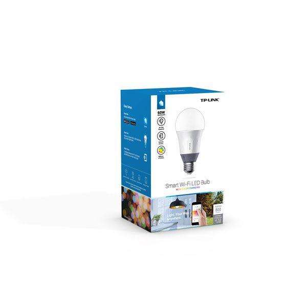 Tp Link Smart Wifi Led Bulb Works With Alexa Led Light Bulb Tp Link Led Bulb
