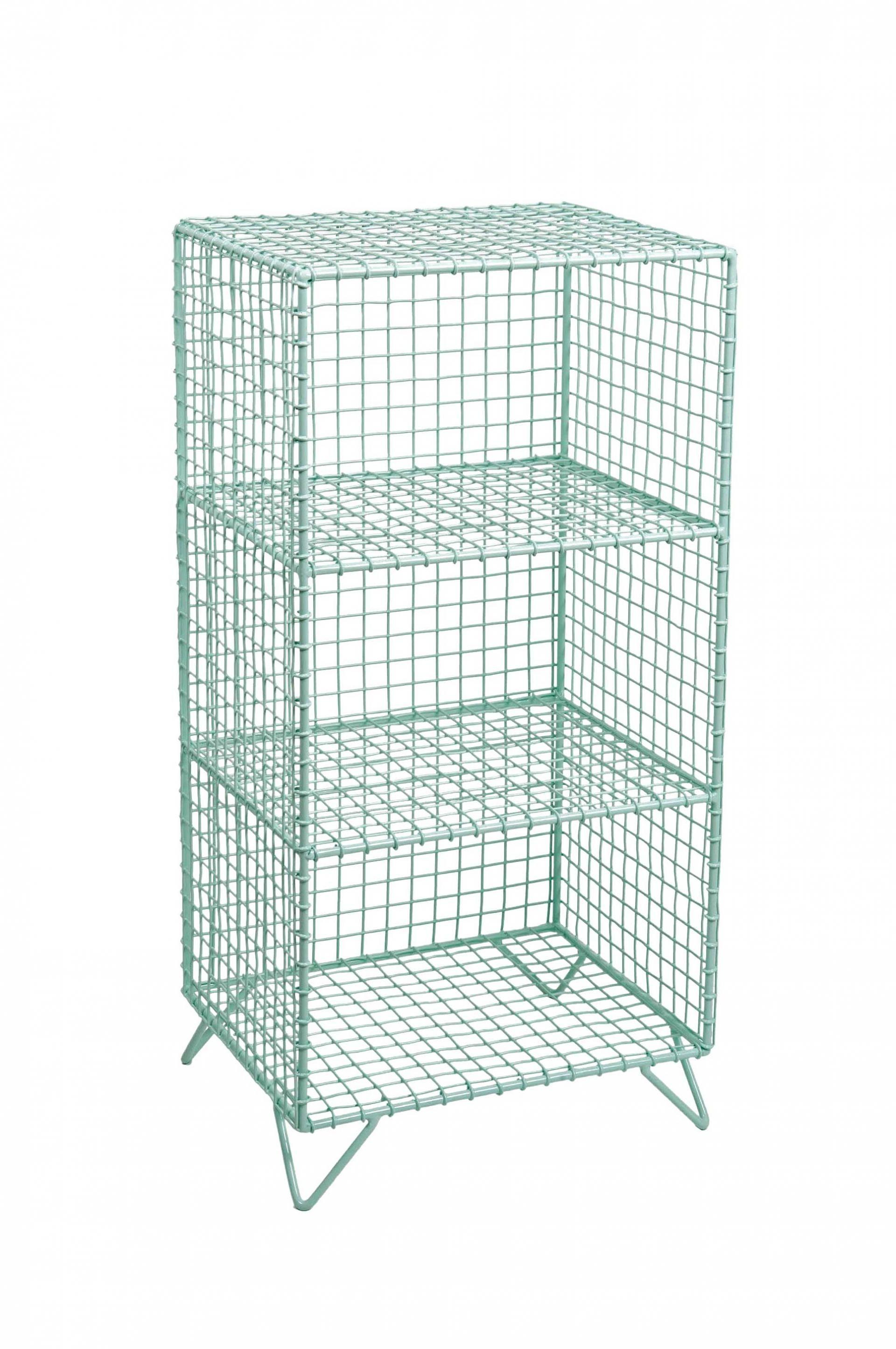 3-tier-wire-shelf-mint-Feb15   CASA   Pinterest   Artist studios ...