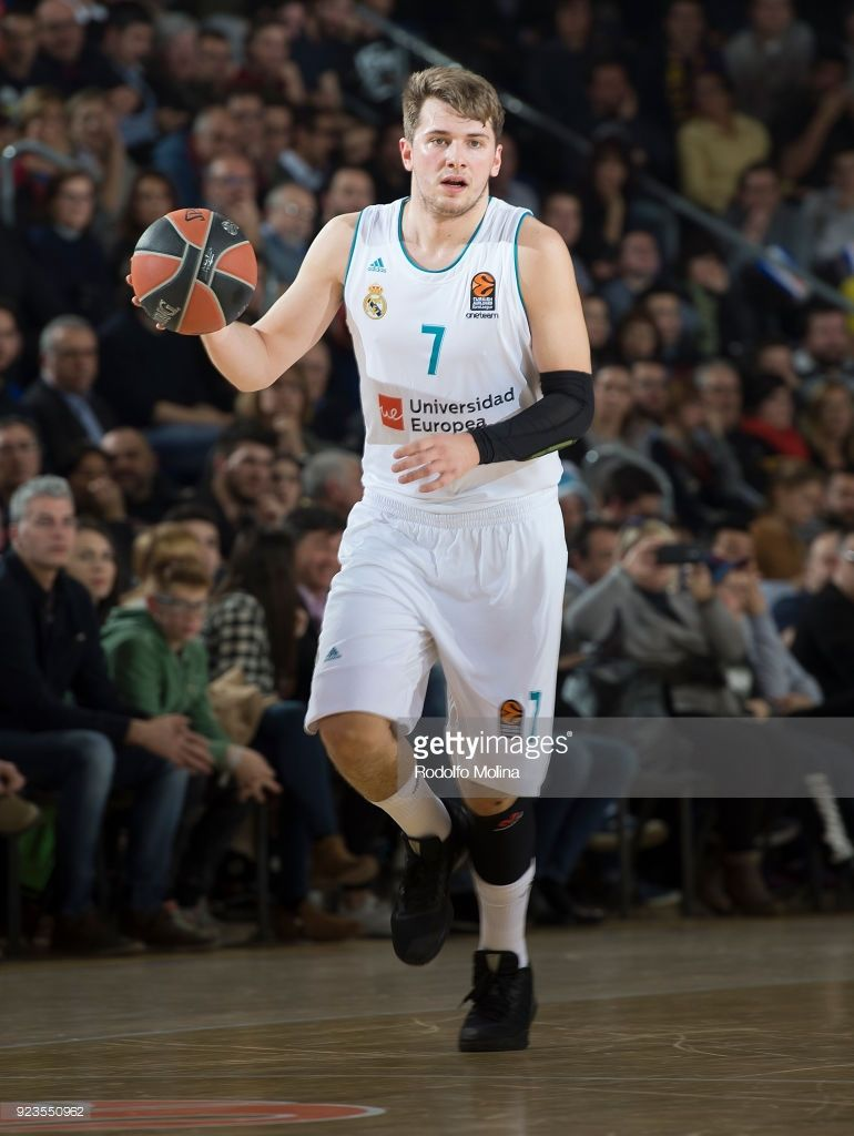 Barcelona Lassa V Real Madrid Turkish Airlines Euroleague Photos And Premium High Res Pictures Real Madrid Madrid Sports Memes