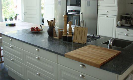 Bildergebnis für küchenarbeitsplatte granit und boden Küchen - kuchenarbeitsplatten aus granit