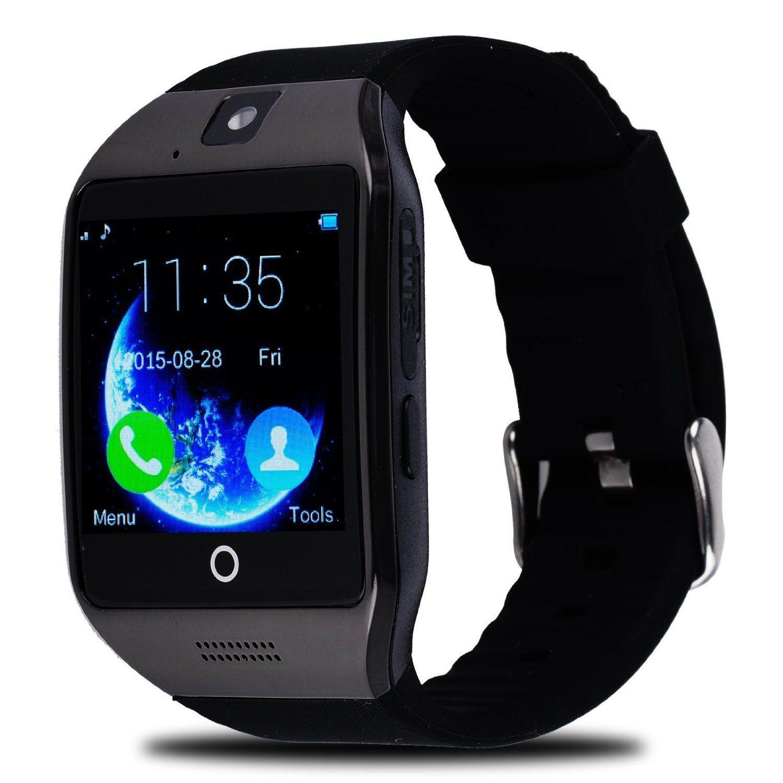ea7a980c4 VOSMEP Reloj Inteligente Apro Smart Watch sorporte Facebook Whatsapp con  Bluetooth 3.0 Built-in 8G