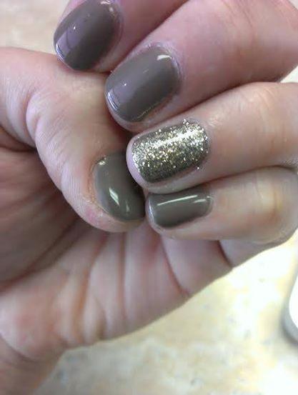 Fall No Chip Mani Inspiration Cnd Shellac Shear Pleasure Ltd Palatine Il Nails Nail Art Shellac