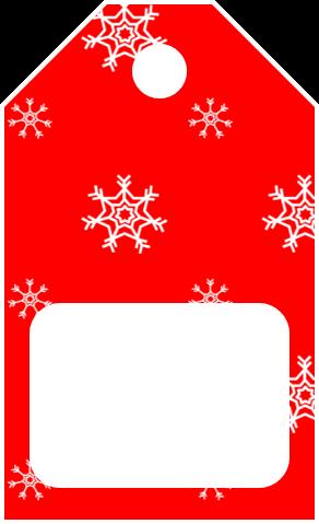 recursos gratuitos etiquetas para regalos de navidad cortar