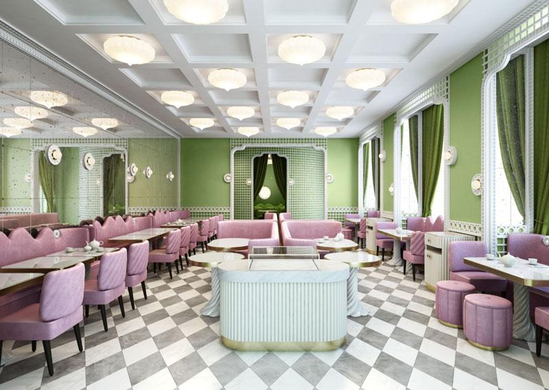 Ladureegenevequaidesbergues2 Best interior design